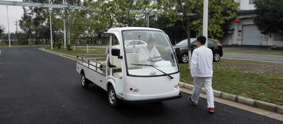 广汽本田采用朗晴电动载货车