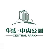 华盛中央公园标志