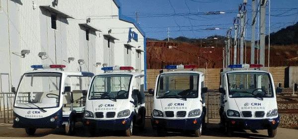 昆明电动巡逻车