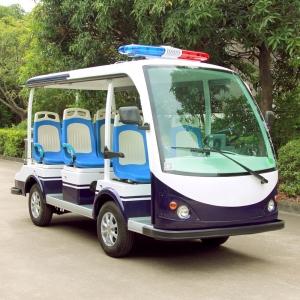 八座电动巡逻车