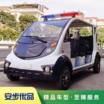 八座电动巡逻车|三排座电动巡逻车|钣金电动巡逻车|铁壳电动巡逻车
