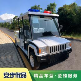 悍马款五座电动载货巡逻车|五座电动巡逻车|五座带货斗电动巡逻车