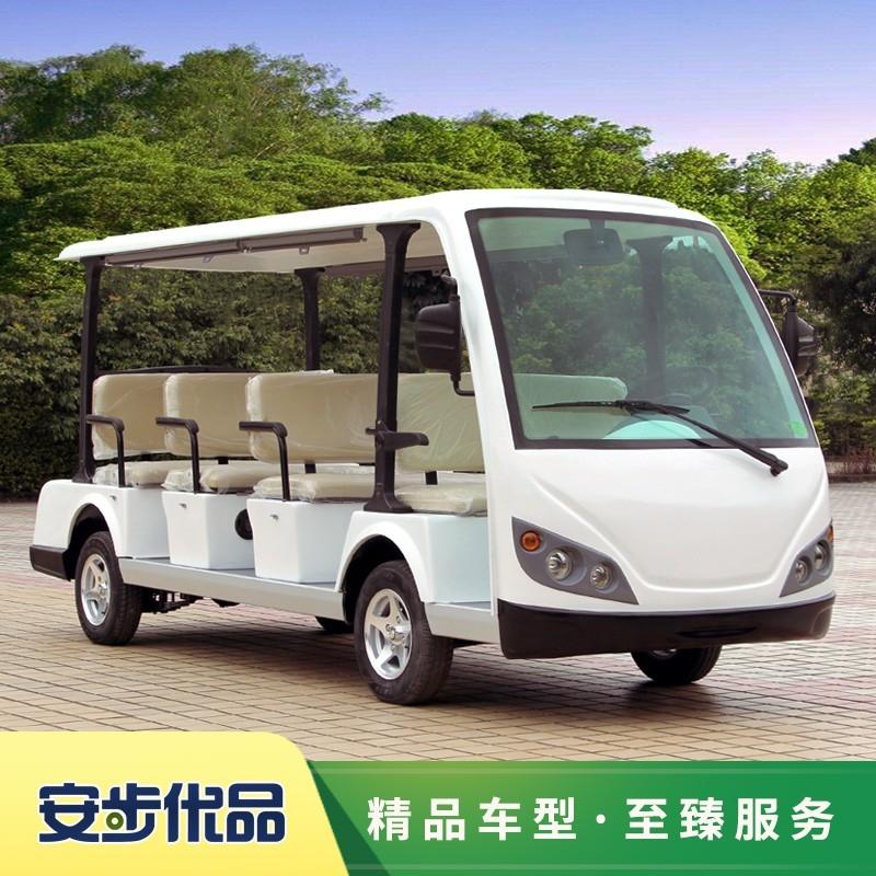 11座电动观光车,电动看楼观光车,酒店迎宾观光车,电动观光车厂家