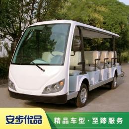 14座电动观光车,电瓶游览观光车,电瓶摆渡车,社区便民服务车