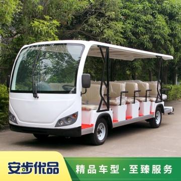 23座电动观光车,景区观光车,电瓶摆渡车